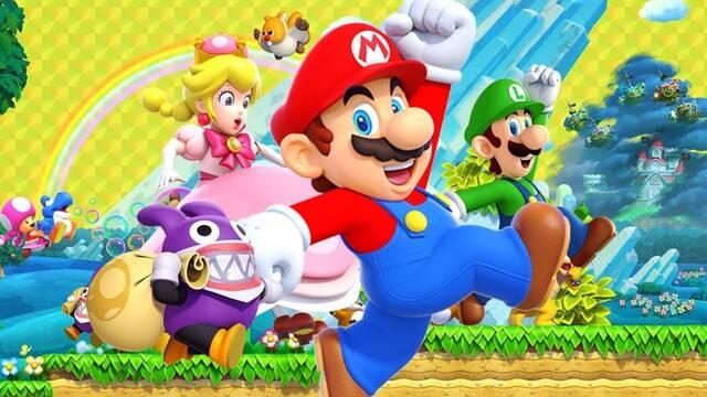 La película de Super Mario Bros. sigue en marcha