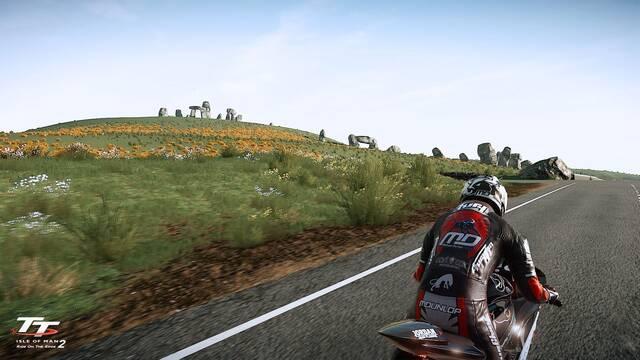 La edición física de TT Isle of Man 2 para Switch será exclusiva de GAME.