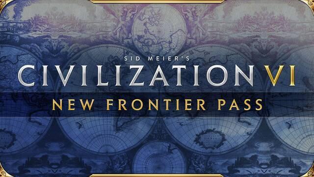Civilization VI: New Frontier, un nuevo pase de temporada para el título de estrategia.