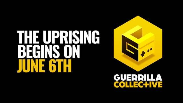 Guerrilla Collective, una presentación digital de indies que se celebrará a principios de junio.