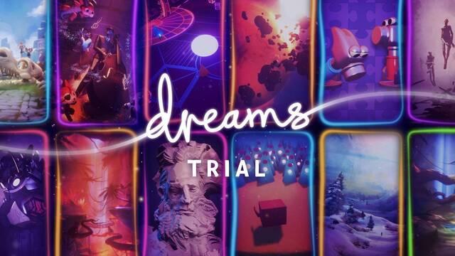 Demo de Dreams en PS Store de PS4
