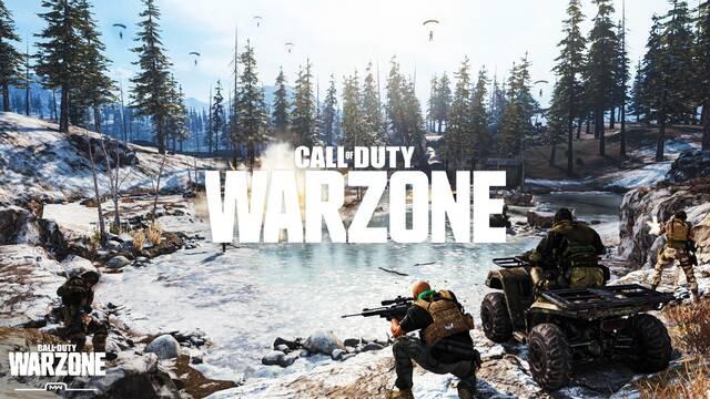 Call of Duty Warzone y modos de juego
