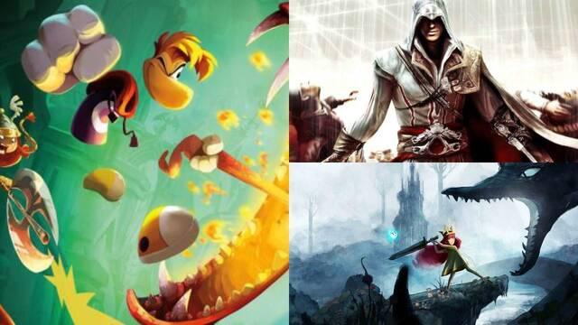 Ubisoft regala Child of Light, Rayman Legends y Assassin's Creed II.