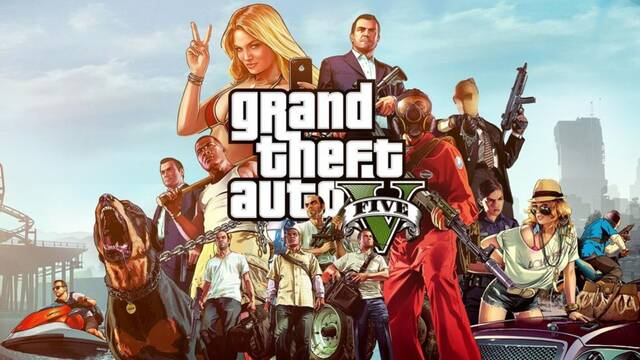 GTA 5 ventas españa abril 2020