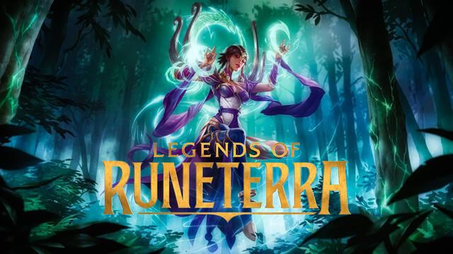 Legends of Runeterra notas del parche 1.1