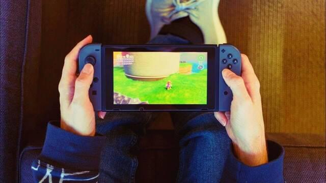 Nintendo y su producción de Switch