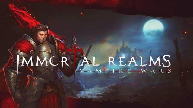 Immortal Realms: Vampire Wars, estrategia y gestión