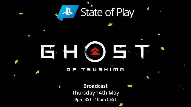 El próximo State of Play se centrará exclusivamente en Ghost of Tsushima.