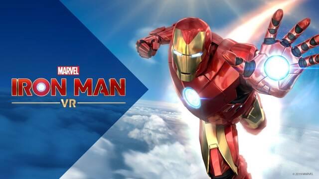 Iron Man VR confirma su lanzamiento en julio.