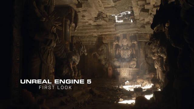 Lumen en Unreal Engine 5 a 60 fps en PS5 y Xbox Series X