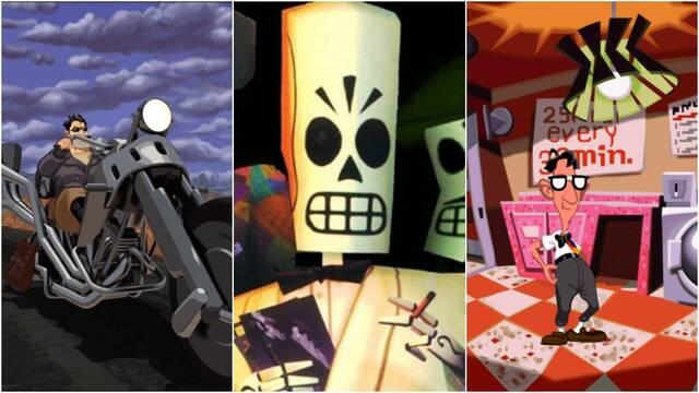 Las remasterizaciones de las aventuras gráficas de Tim Schafer llegarán a Xbox One en 2020.