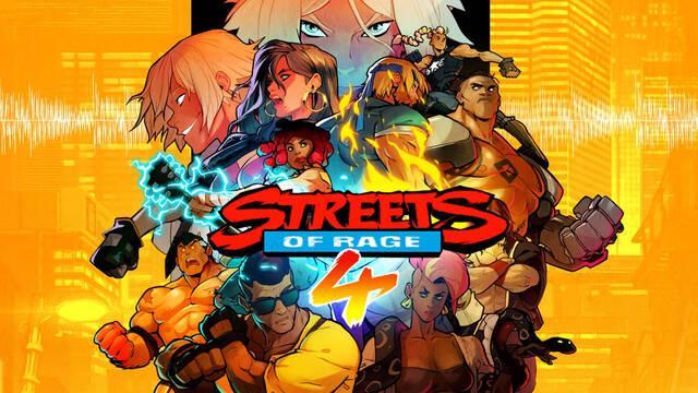 Streets of Rage 4 sin DLC por el momento