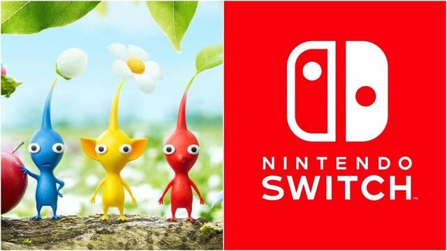 Pikmin 3 llegará remasterizado a Switch según un informaciones internas.