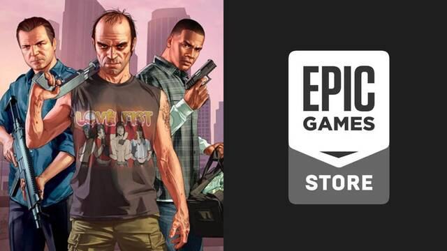 GTA ya disponible en Epic Games Store.