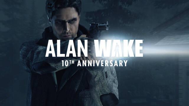 Alan Wake llegará a Xbox Game Pass con motivo de su décimo aniversario.
