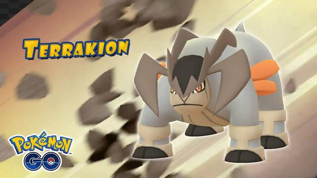 Pokémon Go: Mejores counters para vencer a Terrakion