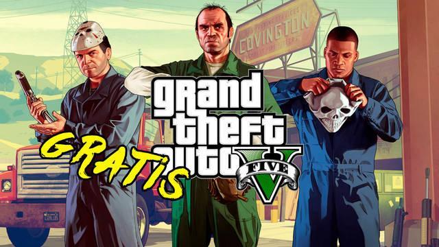 GTA 5 gratis, gratuito para PC en Epic Games Store