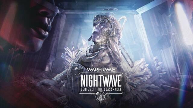 Warframe: Onda Nocturna Serie 3 detalles y recompensas