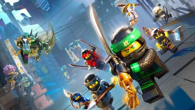 La LEGO Ninjago Película: El videojuego gratis en PS4 y Xbox One