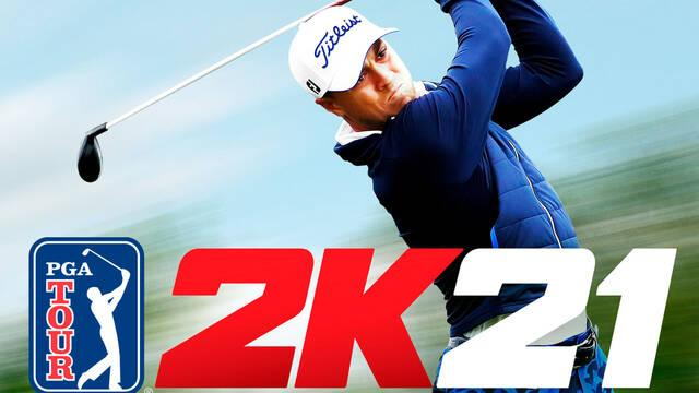 PGA Tour 2K21 se lanza el 21 de agosto.