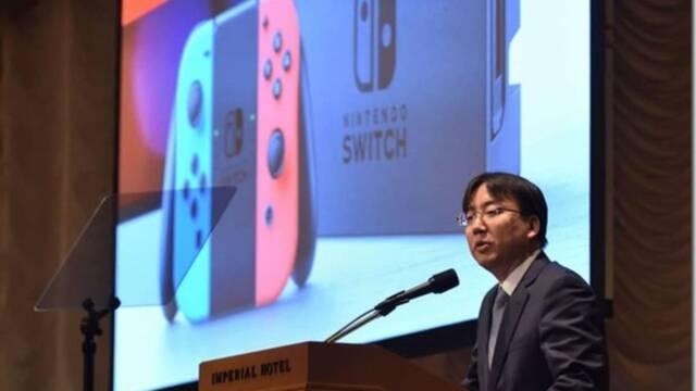 El coronavirus podría retrasar los juegos de Nintendo, según su presidente.