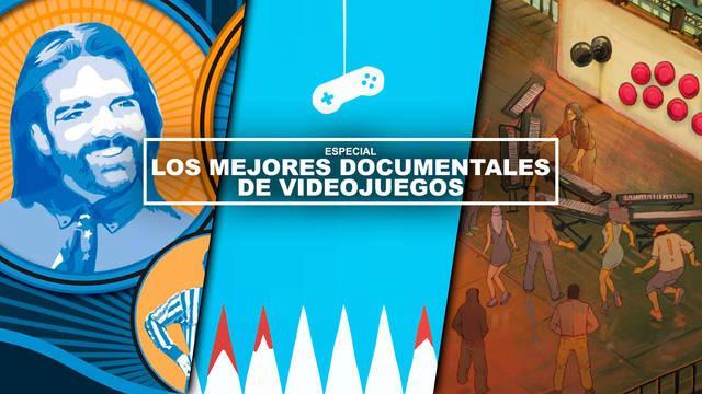 Los 15 mejores documentales de videojuegos