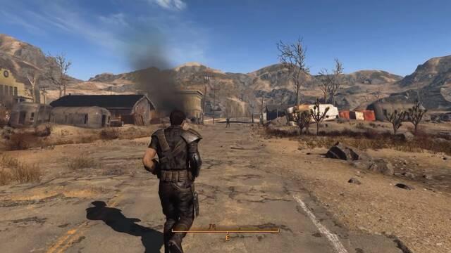 Fallout 4 New Vegas Gameplay