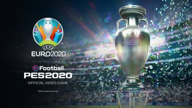 Actualización UEFA Euro 2020