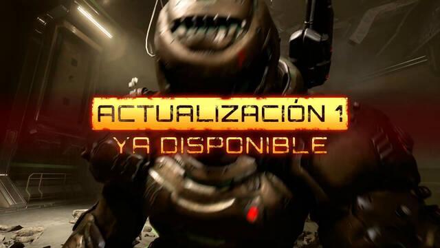 Doom Eternal recibe Actualización 1
