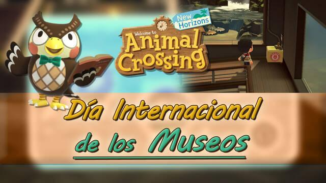 Día Internacional de los Museos en Animal Crossing New Horizons - Sellos y premios