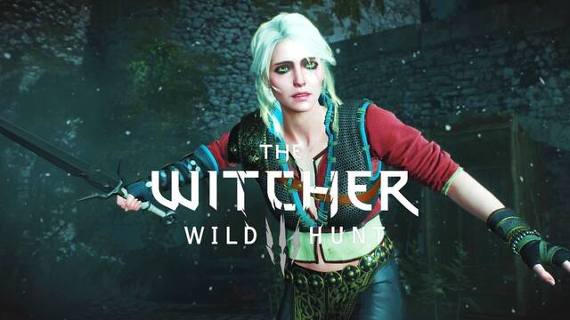 The Witcher 4 y Ciri