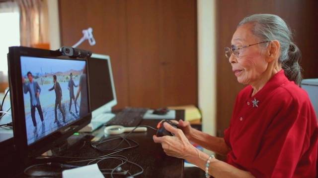 Hamako Mori, la abuela gamer