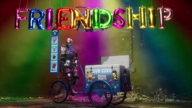 Los Friendships, los Fatalities amistosos, llegan a Mortal Kombat 11 el 26 de mayo.