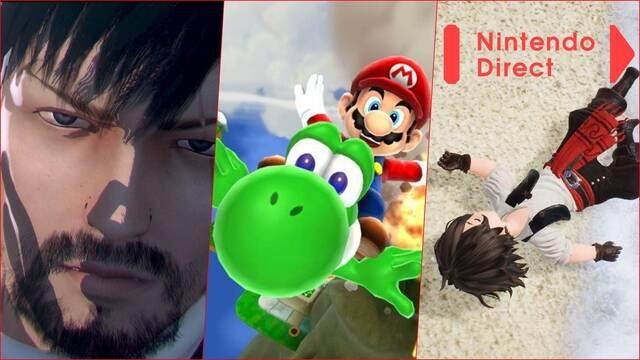 Nintendo Direct 2020
