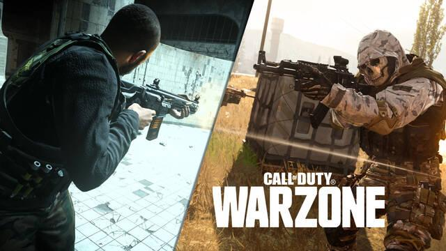 Call of Duty: Warzone incluye un modo Classic Battle Royale y llegan mapas a MW