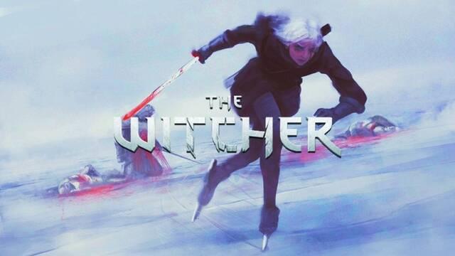 The Witcher y la escena de Ciri