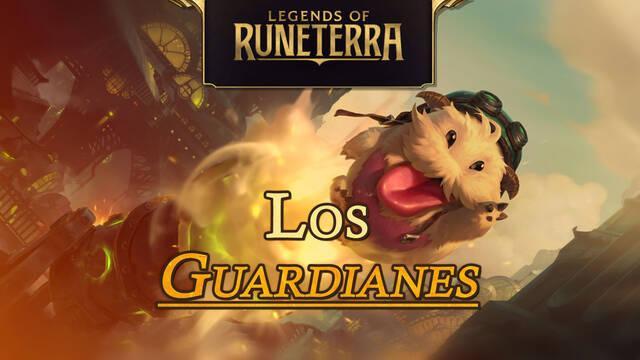 Todos los guardianes de Legends of Runeterra: tipos, personalidades y precios