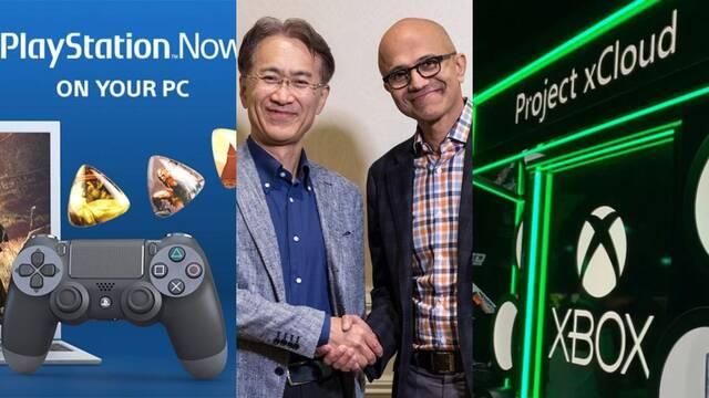 El vicepresidente de Sony habla de su colaboración con Microsoft.