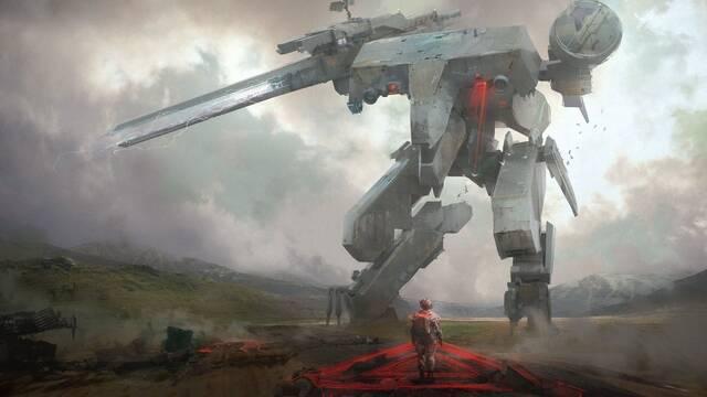 Nuevo material inédito de la película de Metal Gear Solid.