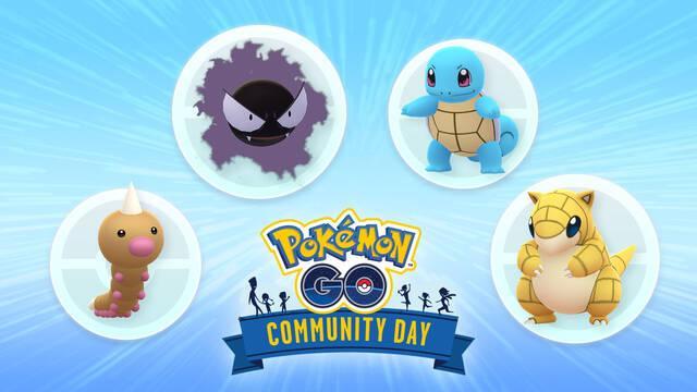 Pokémon Go: Vuelve la votación del Día de la Comunidad