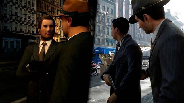 Comparan Mafia con su remake