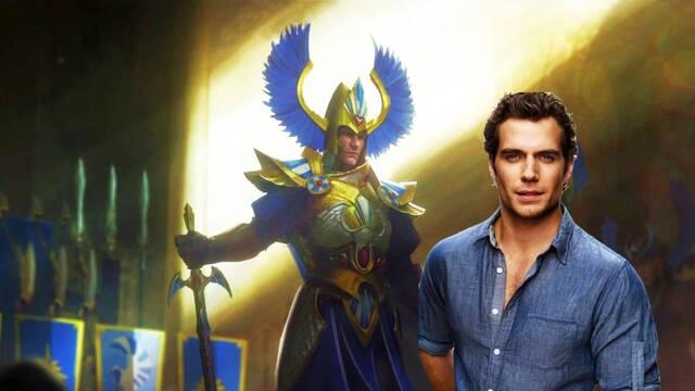 Henry Cavill en Total War: Warhammer 2
