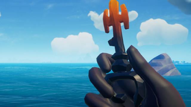 Cómo conseguir la llave cinérea en Sea of Thieves
