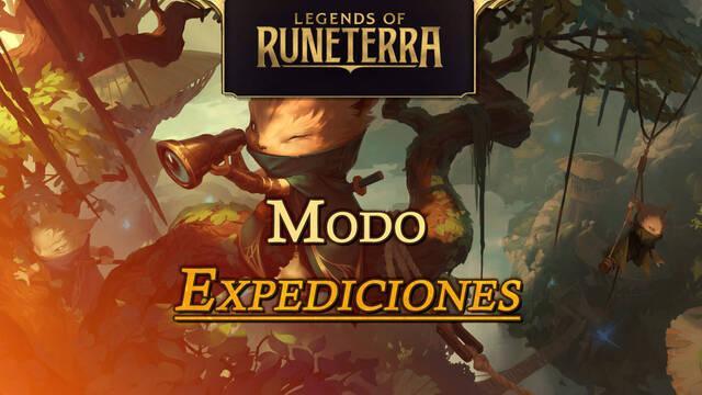 Expediciones en Legends of Runeterra: Cómo funcionan, consejos y recompensas