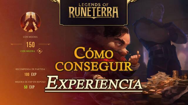 Cómo conseguir mucha experiencia en Legends of Runeterra: Todos los métodos