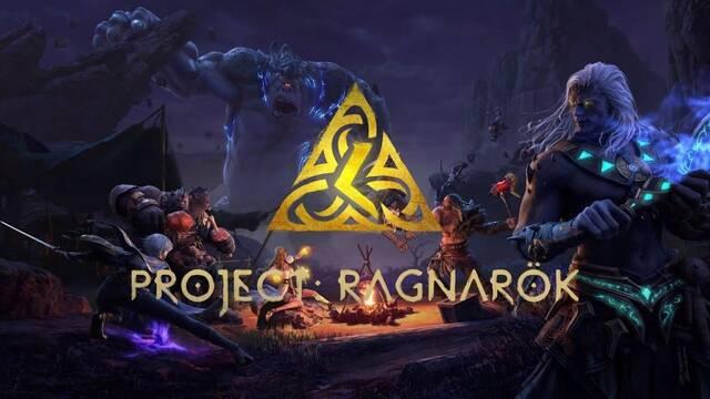 Project: Ragnarok, el nuevo juego del gigante chino NetEase Games.