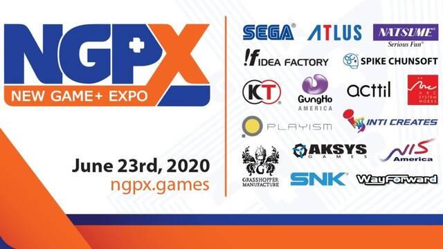 New Game+ Expo se celebrará el 23 de junio: 14 publishers japoneses presentarán novedades