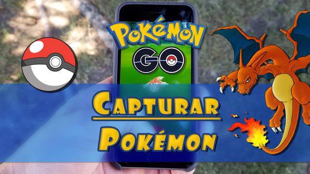 ¿Cómo capturar Pokémon en Pokémon Go? - Los mejores consejos