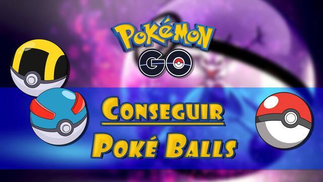 Cómo conseguir Poké Balls fácilmente en Pokémon Go: Todos los métodos