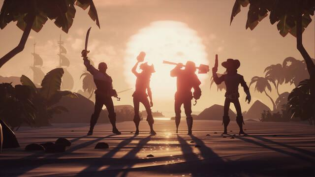 Sea of Thieves se estrenará en Steam el 3 de junio.